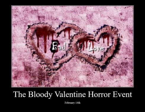 Motivational of Bloody Valentine Logo